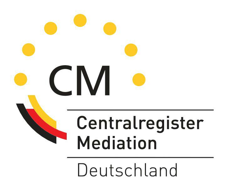 Logo Centralregister Mediation